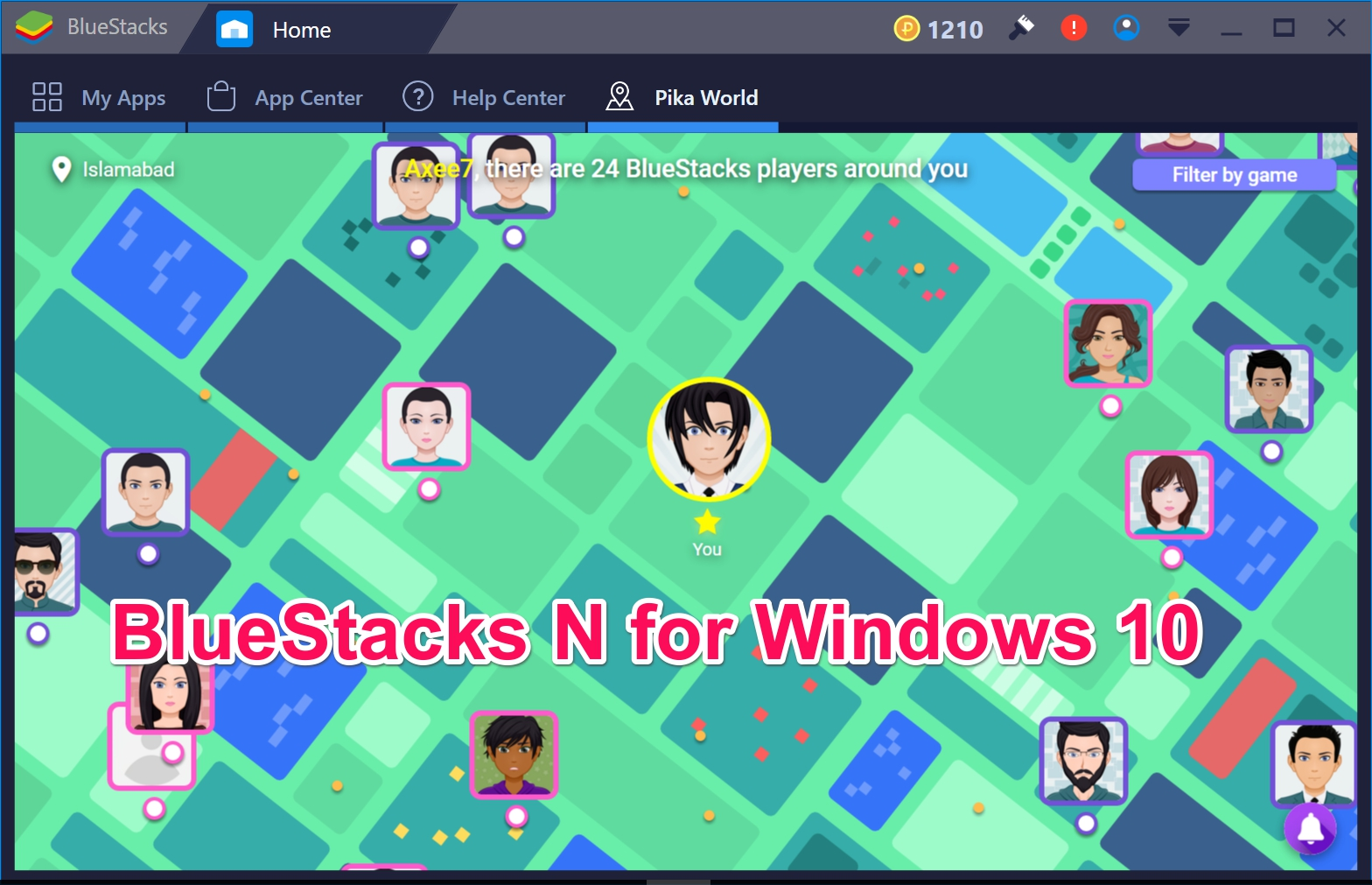 Bluestacks Android N 2018 Offline installer Windows 10