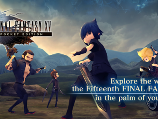 Final Fantasy XV Pocket Edition Mod Apk hack