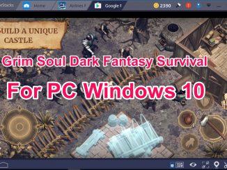 Grim Soul Survival for PC Windows 10
