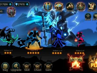 King Battle game mod apk
