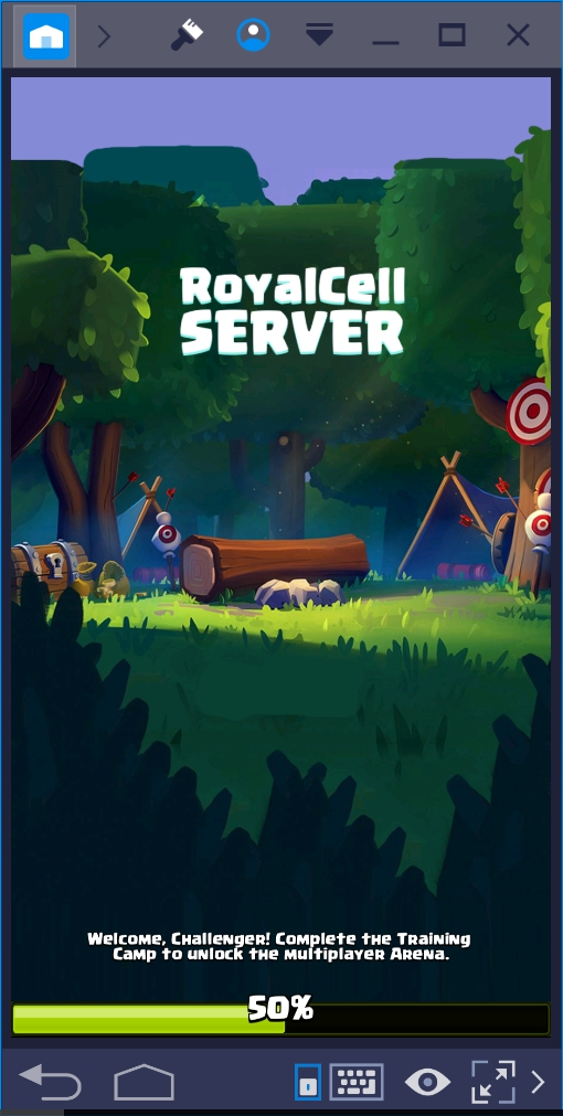 Royale Cell Private Server