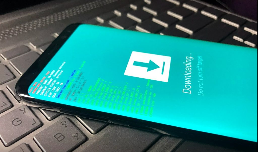 Samsung Galaxy Download Mode Root