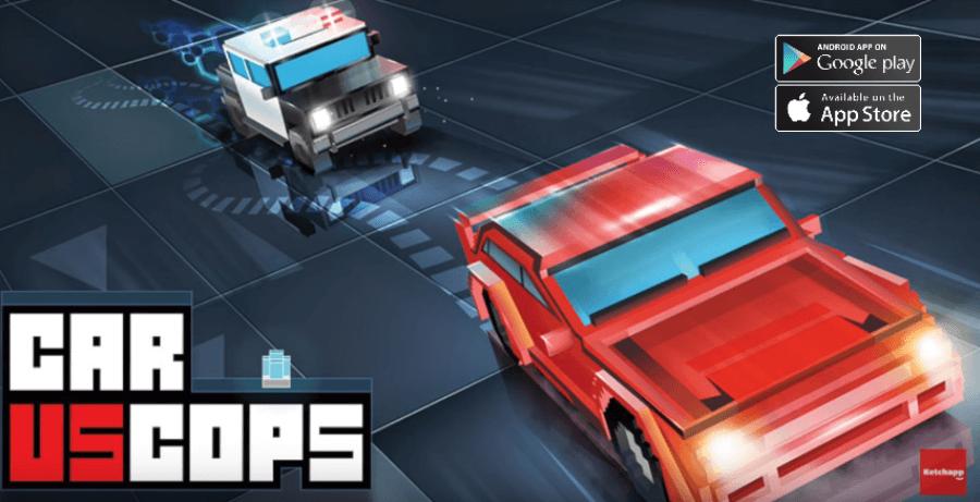 Cars vs Cops mod apk hack