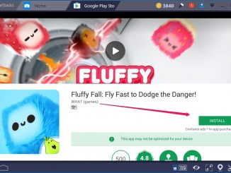 Fluffy Fall for PC Windows 10