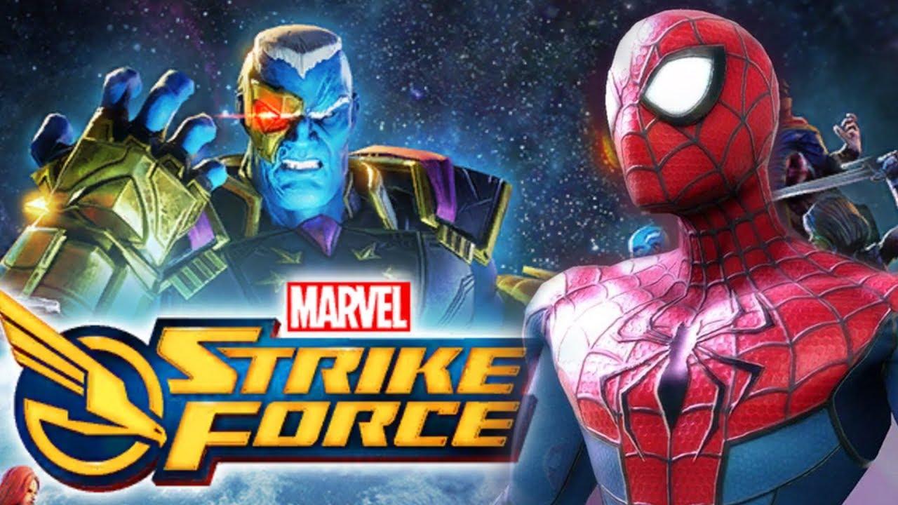 Marvel Strike Force Mod Apk Hack for Android