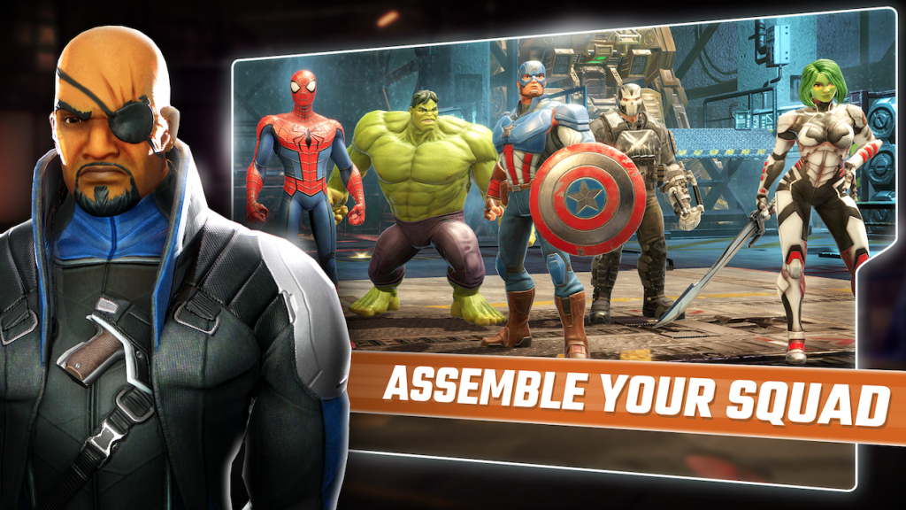 MARVEL Strike Force v1.0.0 APK