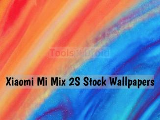 Xiaomi Mi Mix 2S Stock Wallpapers