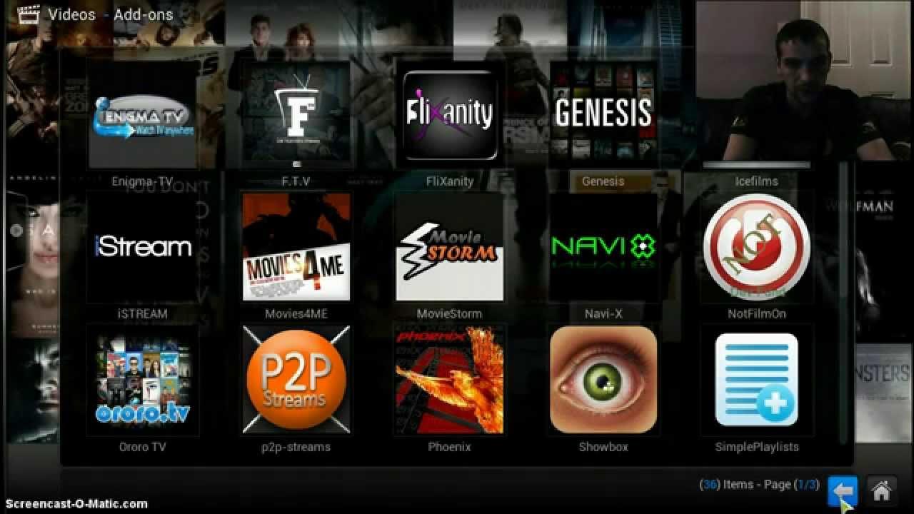 Showbox on Kodi 17.6 install