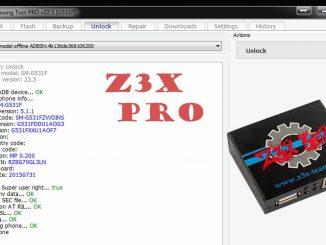 Download Z3x 33.7 Samsung Tool Pro