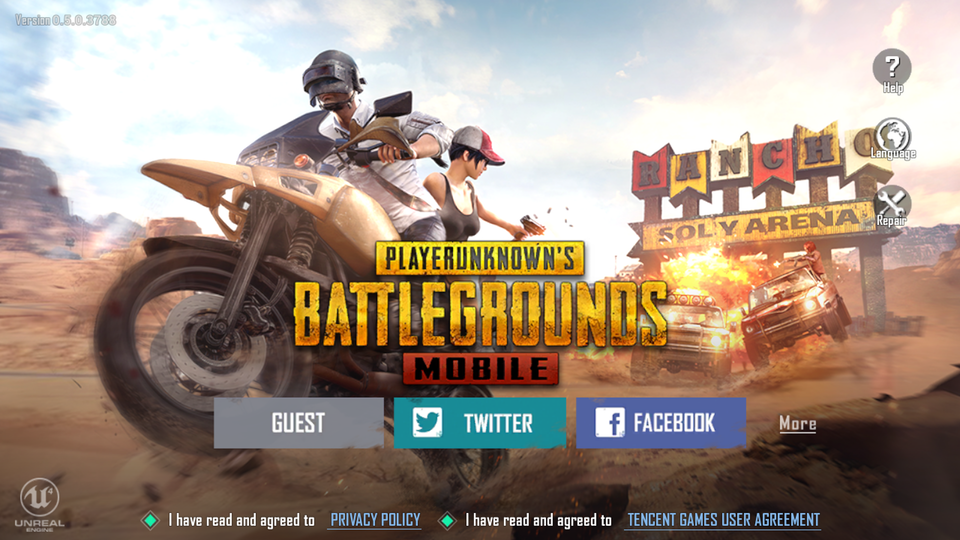 PUBG Mobile Beta 0.5.0 Apk