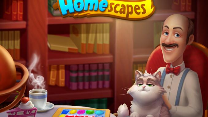 Homescapes 1.7.1.900 Mod Apk