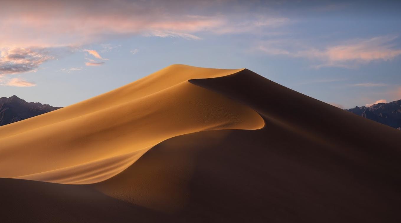 macOS Mojave Day Wallpaper