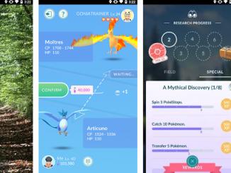 Pokémon GO 0.107.1 Mod Apk