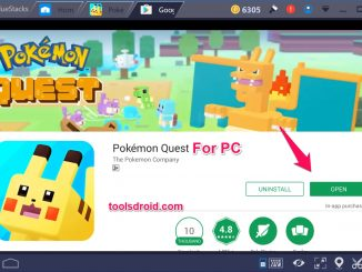 Pokemon Quest PC Windows