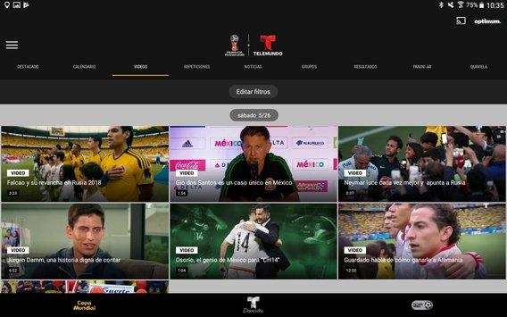 Telemundo Deportes - En Vivo for