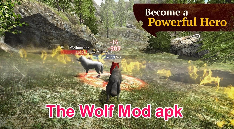 The Wolf 1.4 mod apk