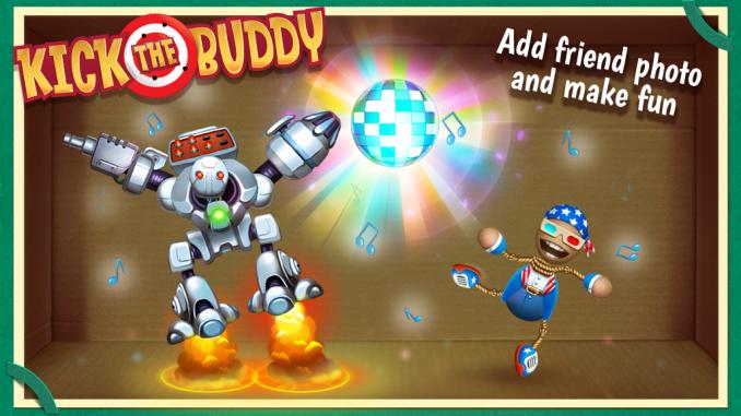 Kick the Buddy 1.0.2 Mod Apk
