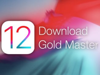 iOS 12 GM ipsw direct Download Links