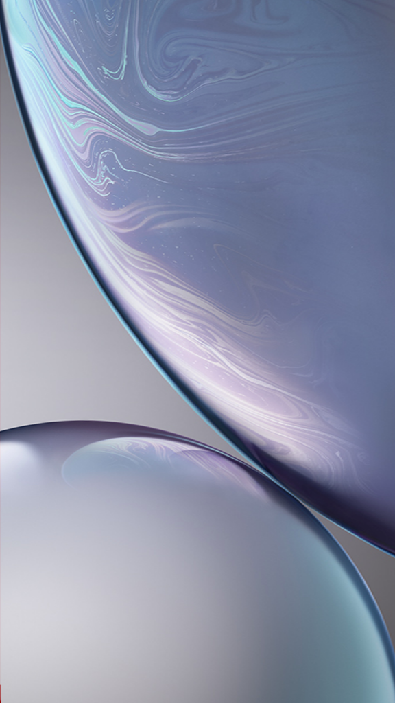 iPhone XR Stock Wallpapers