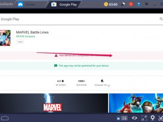 Marvel battle Lines for Windows 10 PC