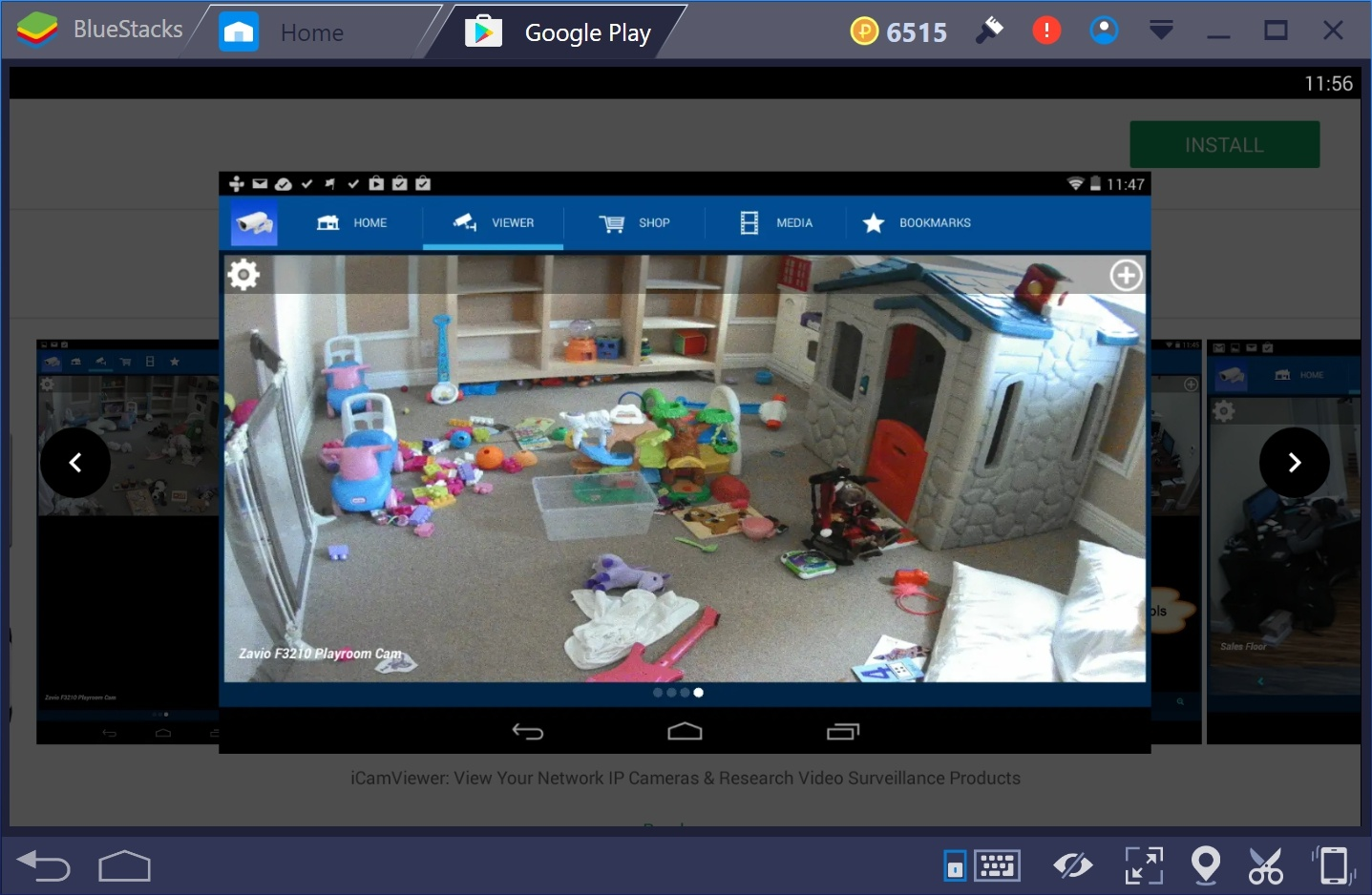 iCameraViewer IP Camera Viewer for Windows 10 PC