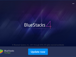 BlueStacks 4 Offline Installer Download Windows 10