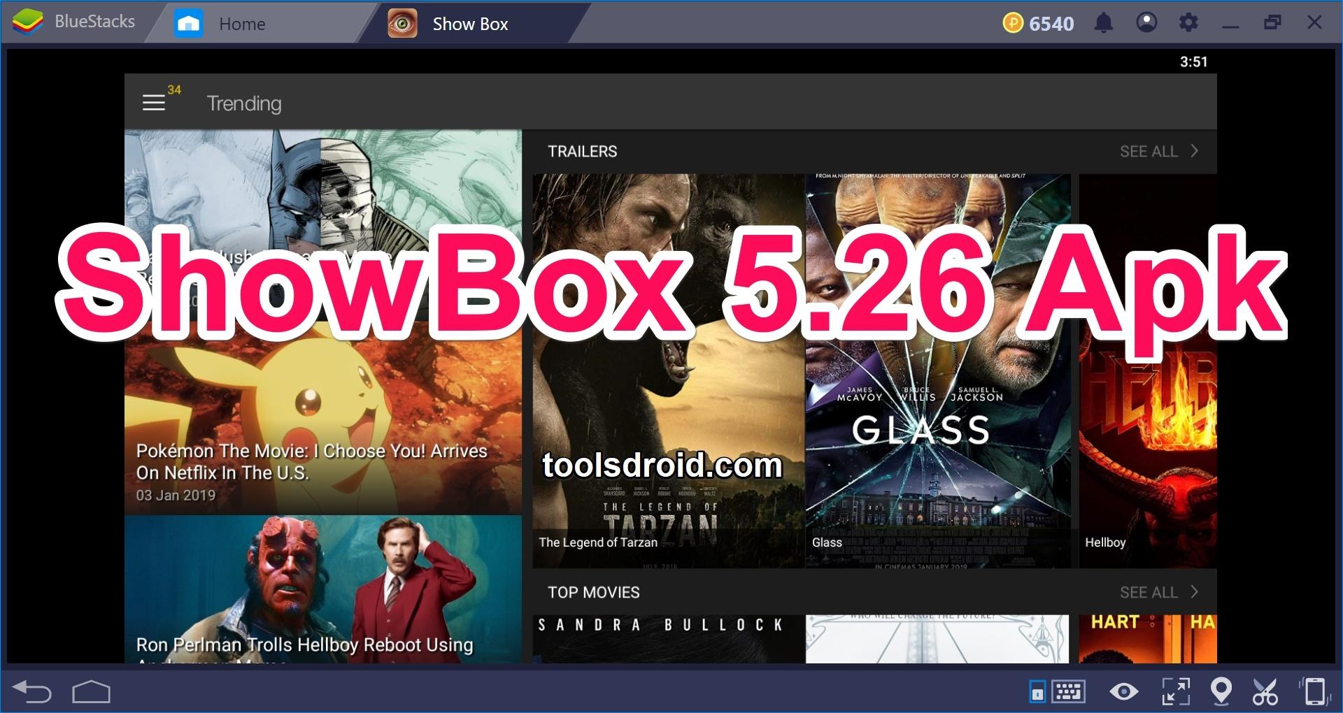 Showbox 5.26 Apk Android