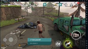 Dark Days Zombie Survival Mod Apk