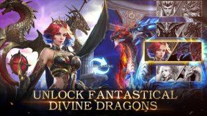 Dragon Storm Fantasy Mod Apk
