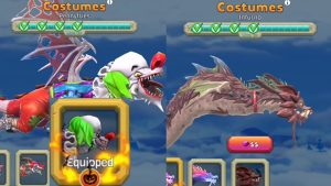 Hungry Dragon™ Mod Apk 2.2
