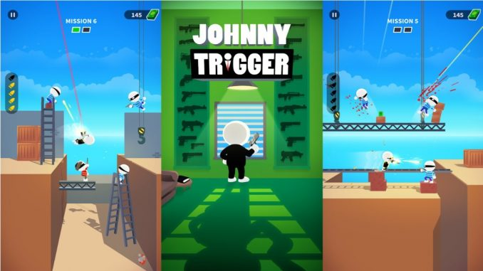 Johnny Trigger Mod Apk 1.4.1 with Unlimited Coins, Gems ...