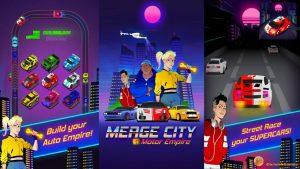 Merge City Mod Apk