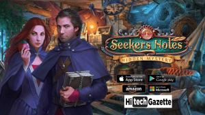 Seekers Notes Mod Apk