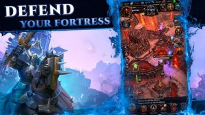 Warhammer Chaos & Conquest Mod Apk