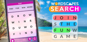 Wordscapes Search Mod Apk