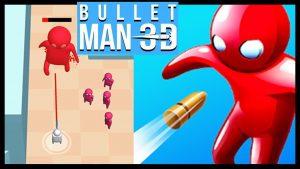 Bullet Man 3D Mod Apk 1.1.1