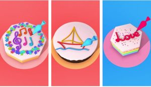 Cake Decorate Mod Apk
