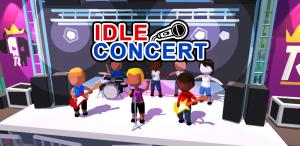 Idle Concert Mod Apk