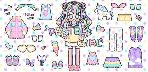 Pastel Friends Mod Apk