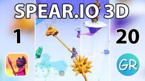 Spear.io 3D Mod Apk