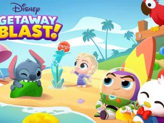 Disney Getaway Blast Mod Apk
