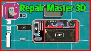 Repair Master 3D Mod Apk