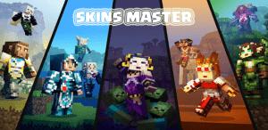 Skins Master for Minecraft PE Mod Apk
