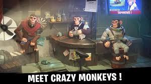 Age of Apes mod apk