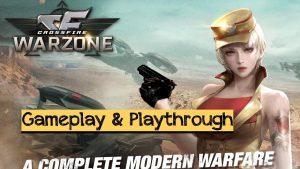 CrossFire Warzone Mod Apk