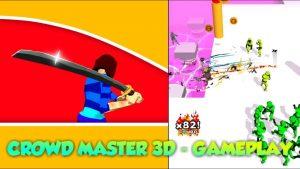 Crowd Master 3D Mod Apk