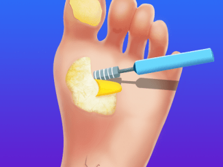 Foot Clinic Mod Apk
