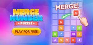Merge Number Puzzle Mod Apk