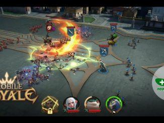 Mobile Royale MMORPG Mod Apk
