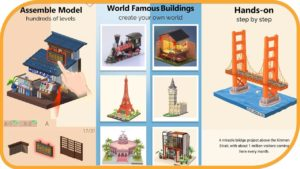 Pocket World 3D Mod Apk